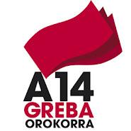 Ante la huelga general de 14N