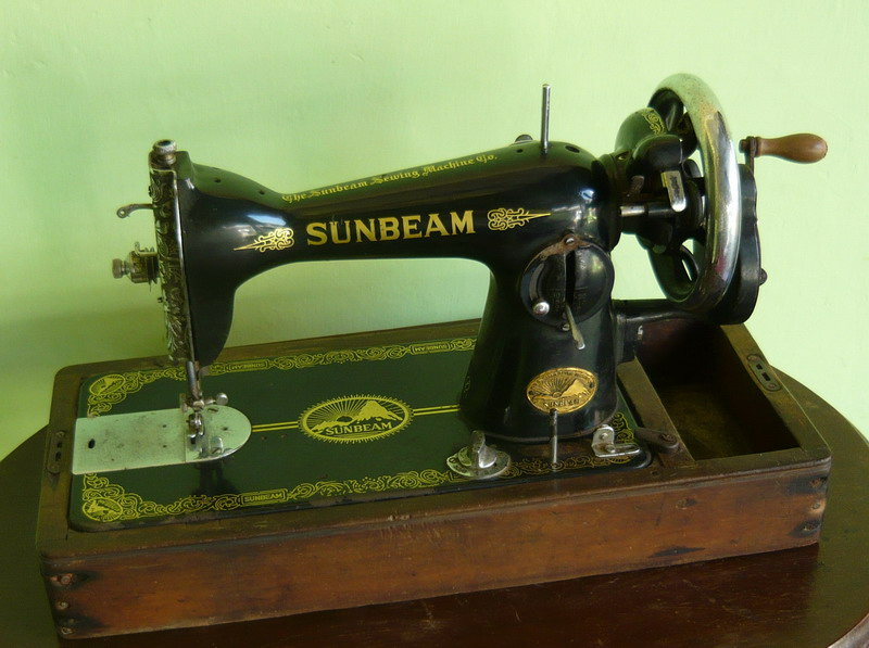 sunbeam sewing machine