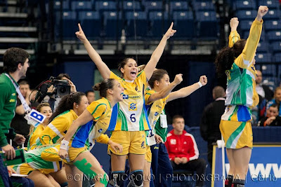 Brasil semifinalista del Mundial!! | Mundo Handball