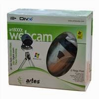 Artes 8000T Webcam resimi 1