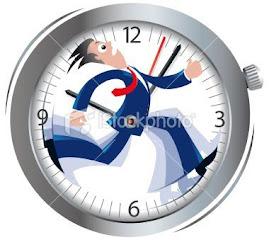 السباق مع الزمن..تلك هي مشكلتي المستعصية في جميع مراحل حياتي