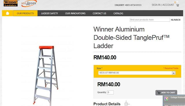 The intuitive Winner Ladder website