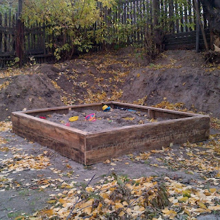 Empty Sandbox (Is Anyone Sane?)