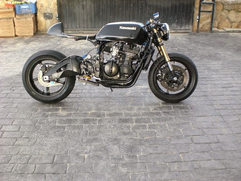 Gpx  Cafe Racer