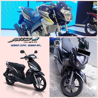 V-Ixion Lightning Motor Terlaris Yamaha di JMCS