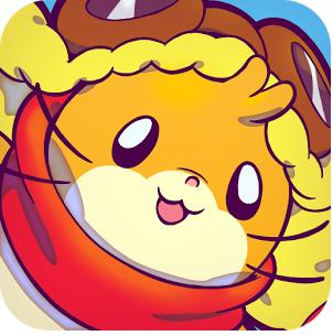 Hamster Drop v1.0 Mod [Unlimited Gold]
