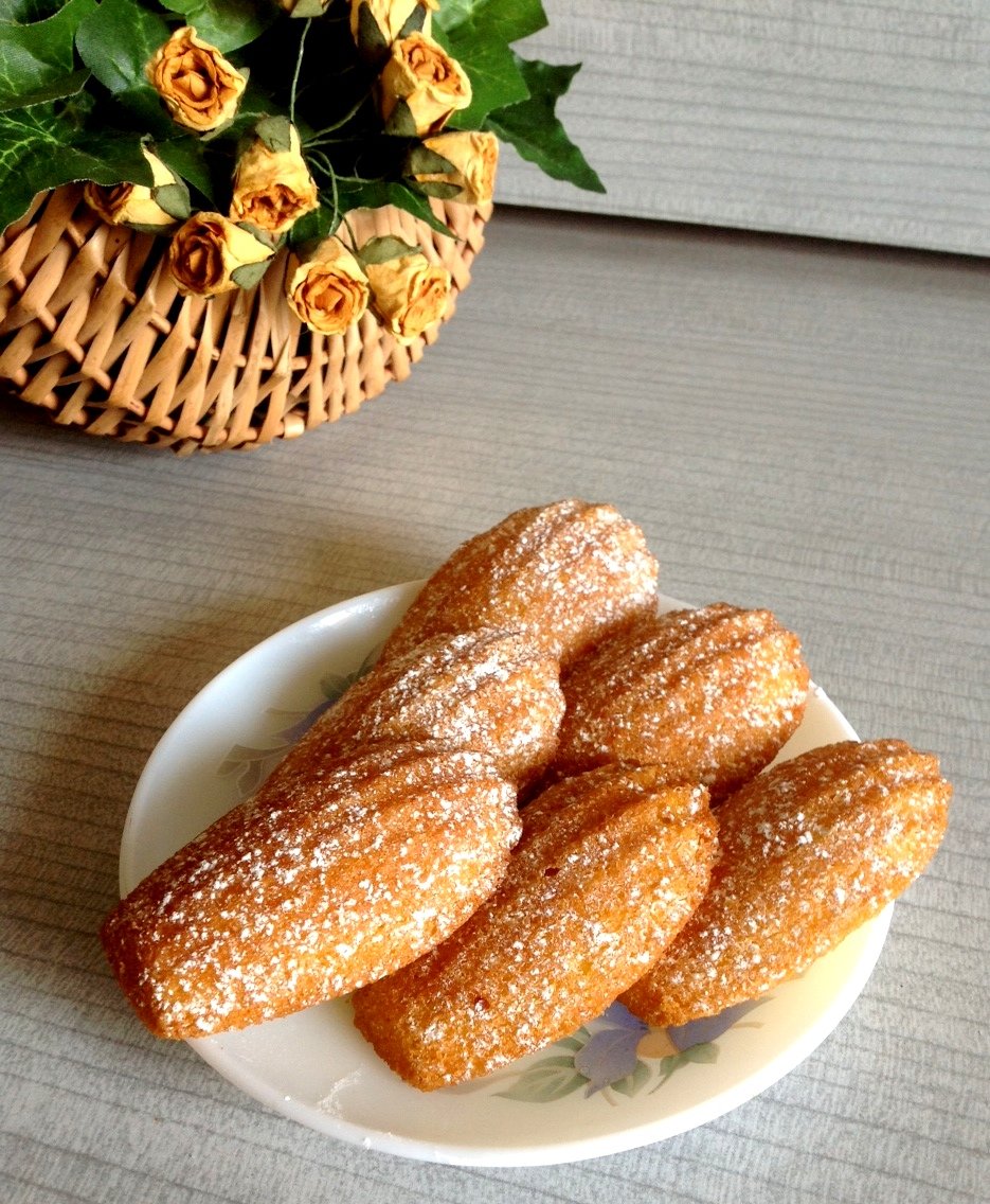 Oorga of Randomness: Classic French Madeleines