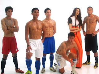 shirtless Azkals