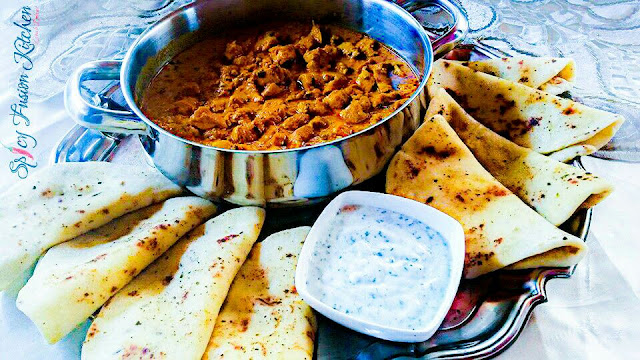 butter chicken, paratha, chutney, spicy food, Indian cuisine, Pakistani cuisine, cuisine, eat, food, halal, halal recipe