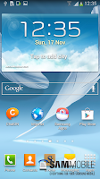 Android 4.3 on Note II