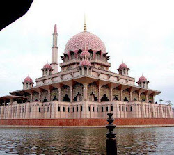 مسجد بوترا جايا فى ماليزيا
