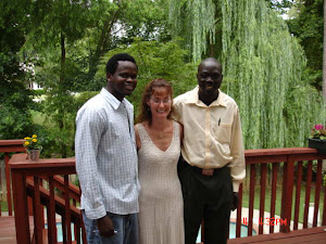 King Deng and his cousin the day we met