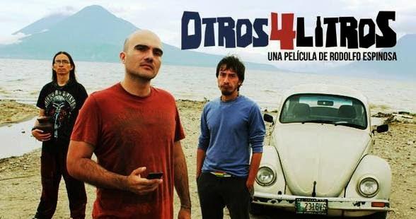 """El largometraje guatemalteco """"Otros cuatro litros"""" busca financiamiento por medio de  Crowdfunding"""