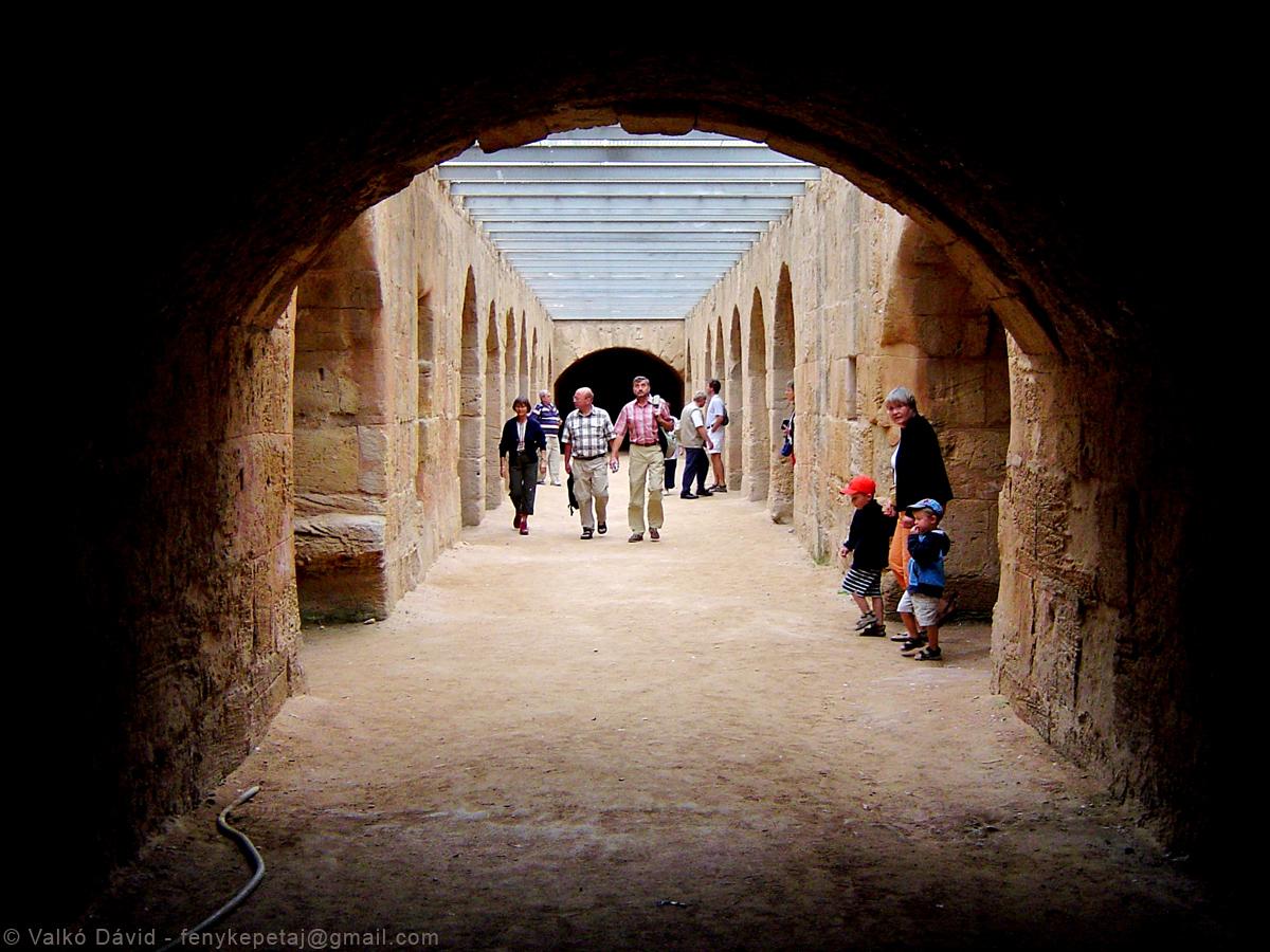 El-Djem, Tunézia, Afrika