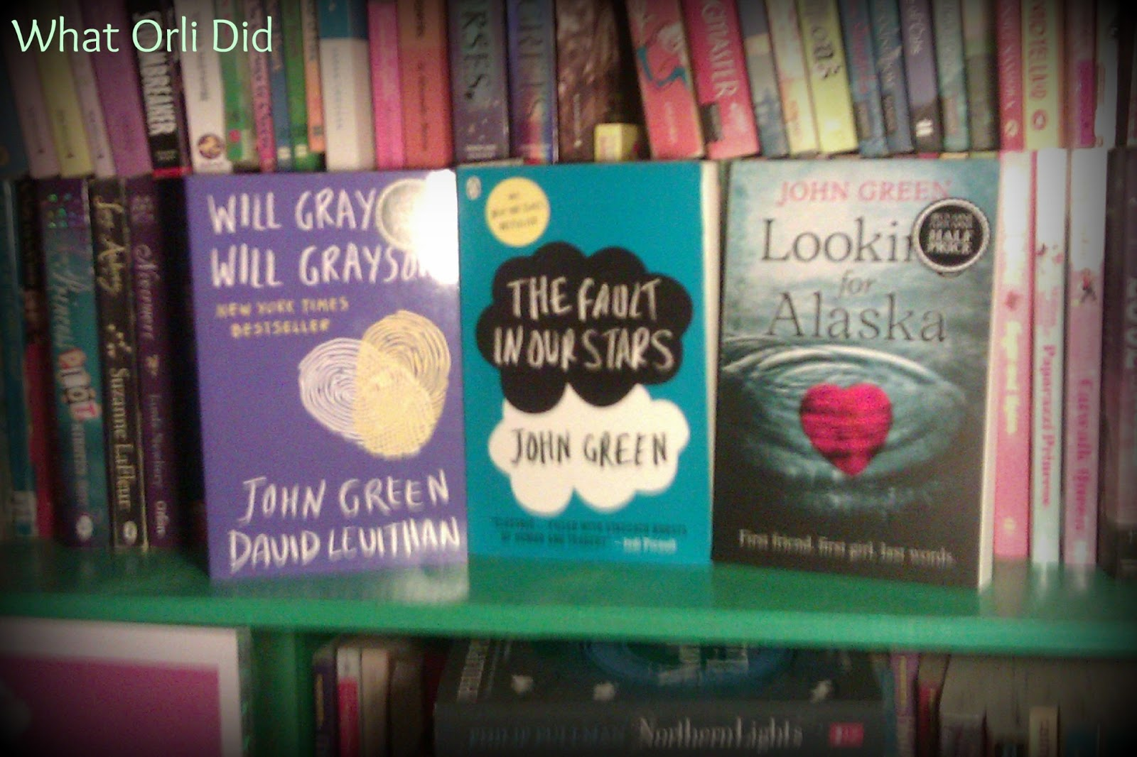 John Green Author Family  Viewing Gallery