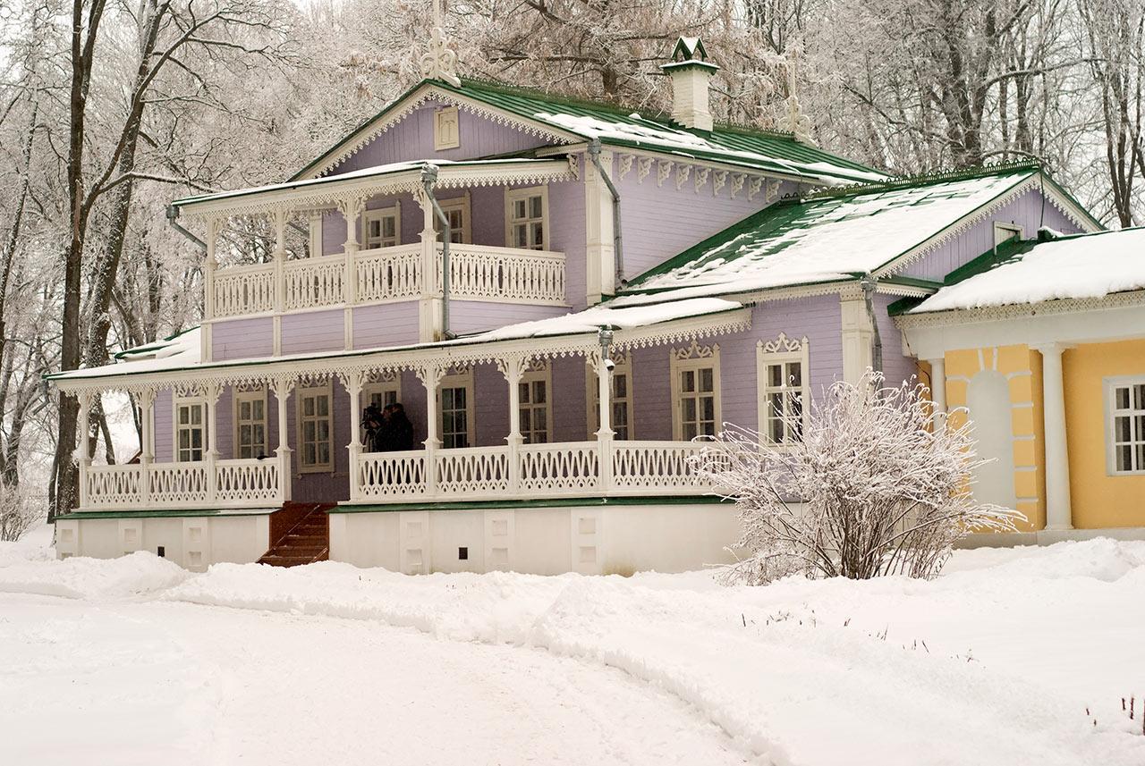 Музей-заповедник И.С.Тургенева «Спасское-Лутовиново»