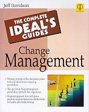 toko buku rahma: buku CHANGE MANAGEMENT, pengarang jeff davidson, penerbit prenada