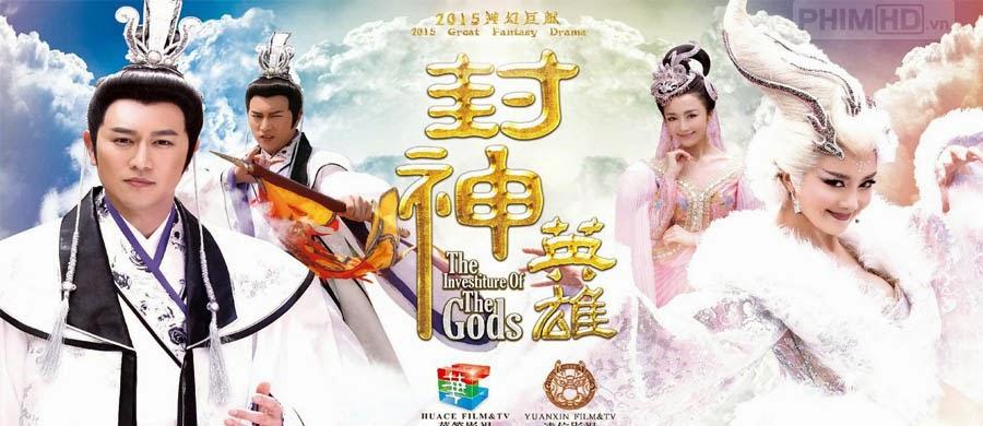 Anh Hùng Phong Thần Bảng 2 - Creation of The Gods - 2015