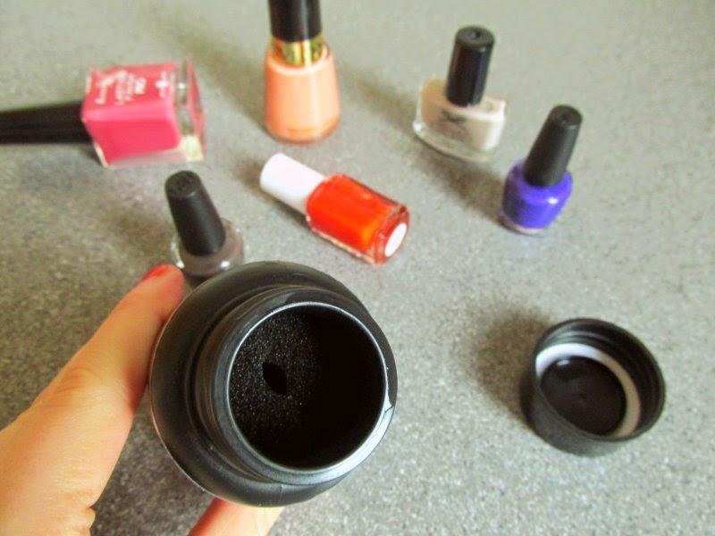 primark nail varnish remover pot