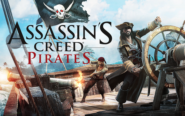Assassin's Creed Pirates APK DATA v2.9.0 MEGA MOD