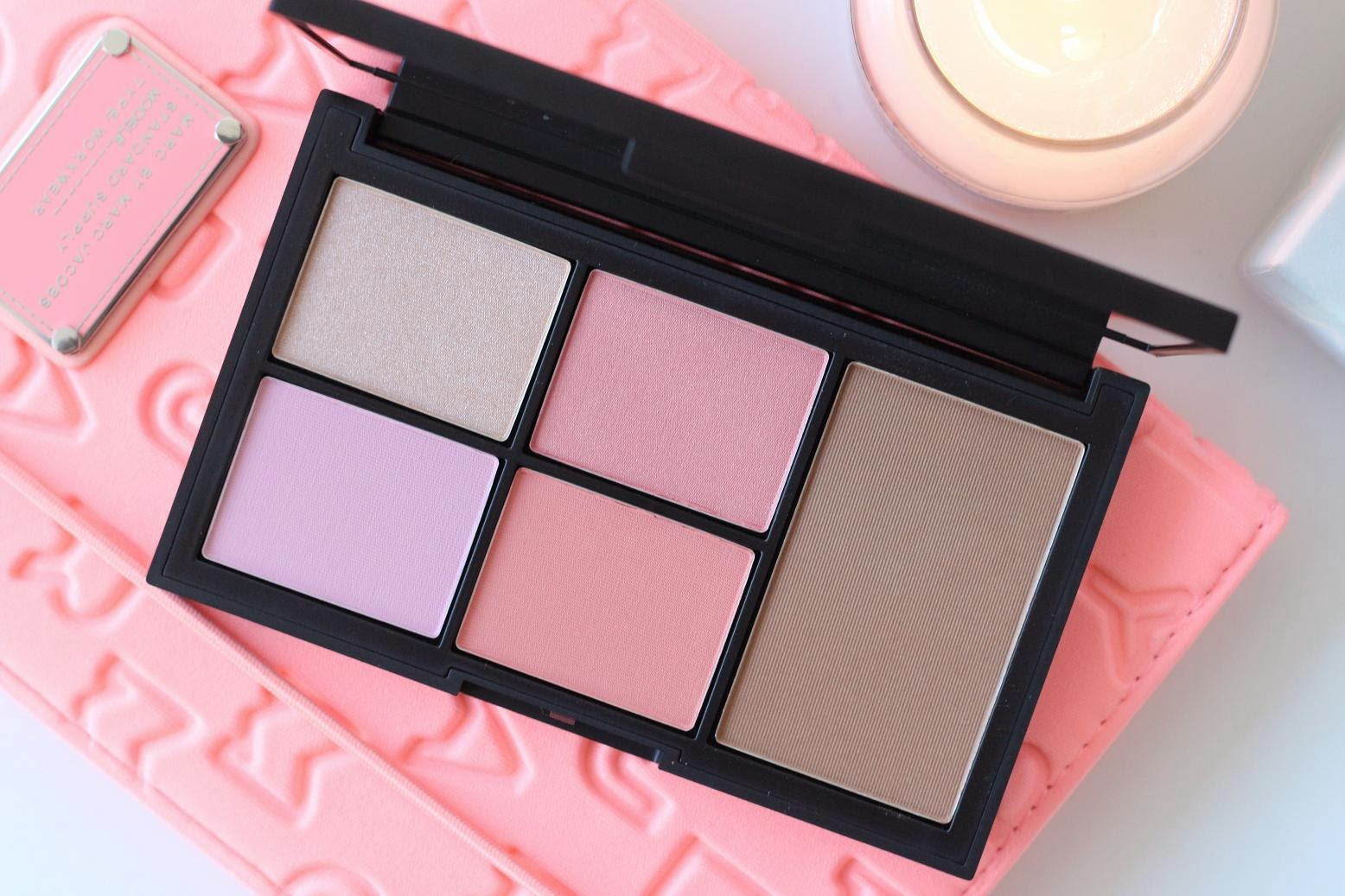 NARS Virtual Domination Cheek Palette