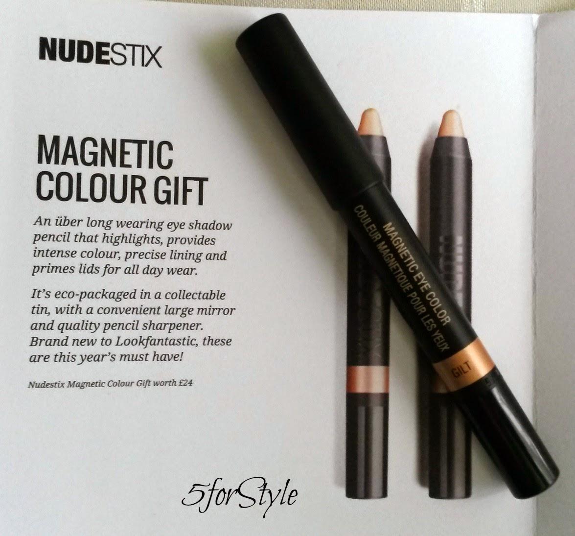 Nudestix Magnetic Colour Gift, Gilt