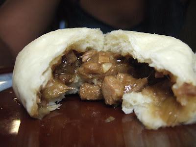Manang's Pork Sesame Siopao