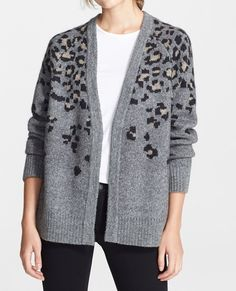 Or maybe this would be my go to cardigan