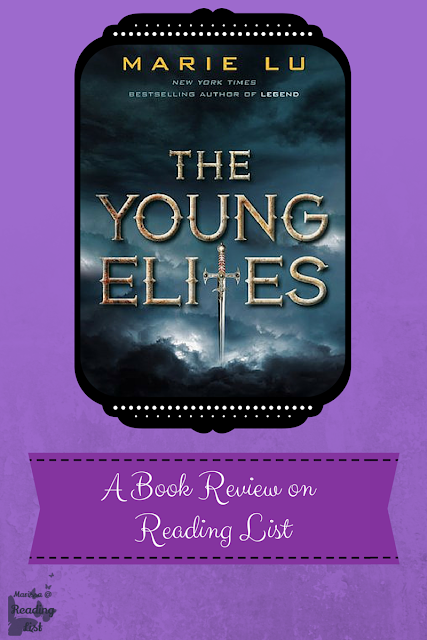 The Young Elites  by Marie Lu  A Book Review on Reading List
