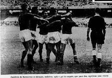 Placar Histórico: 25/10/1958.