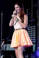 Lana Del Ray Skater Skirt