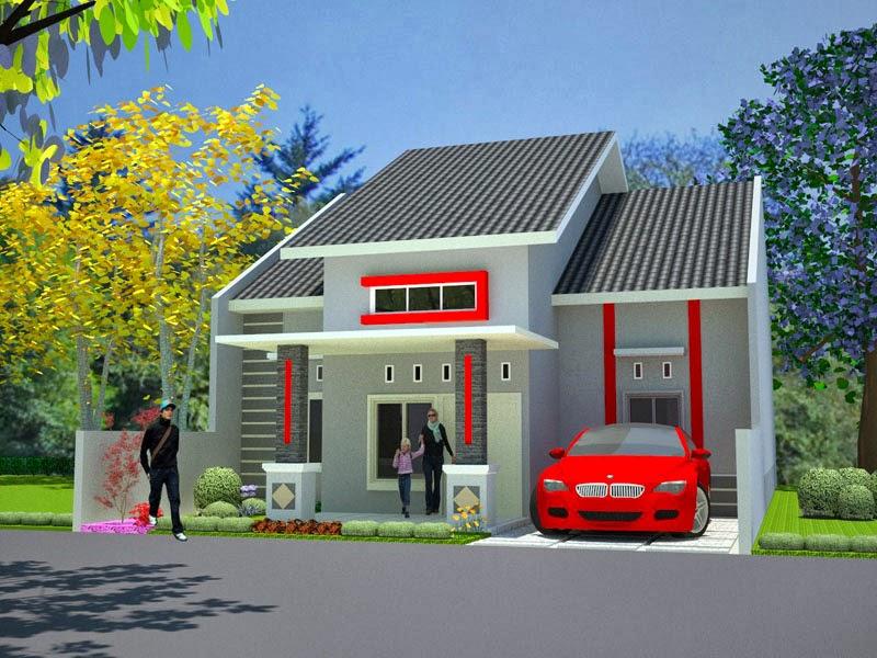 Bentuk Depan Rumah Minimalis Tipe 36  Bentuk Rumah Minimalis