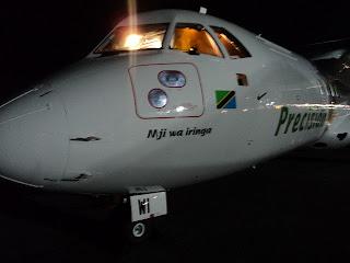 Precision Air's ATR42-600 5H-PWI