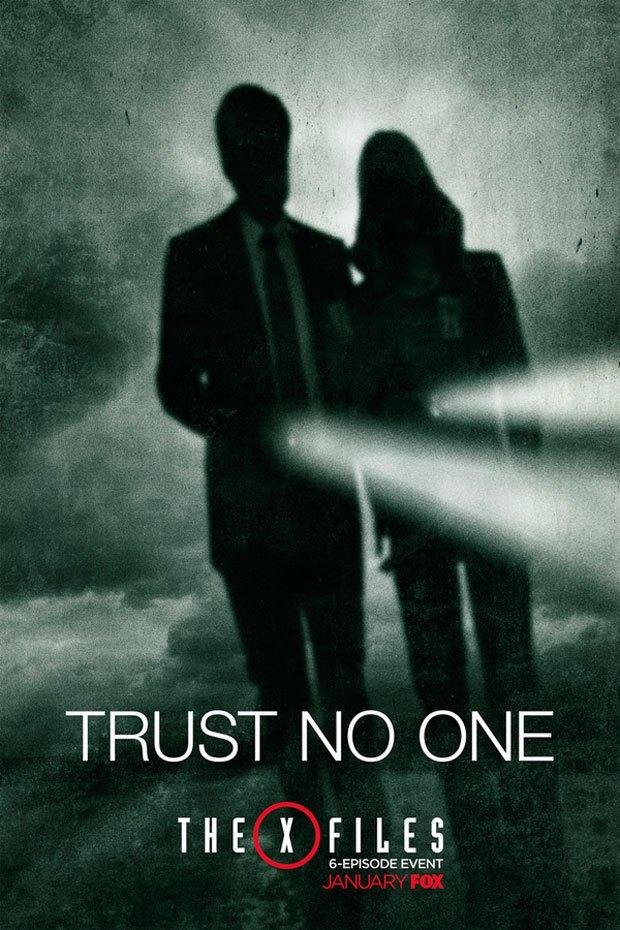 """Постер """"Не верь никому""""."""