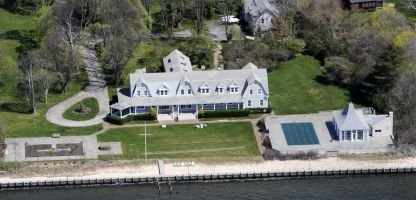 Moriches' Bay Waterfront Estate