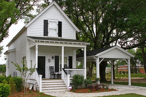 low country cottage newly built in sc content in a cottage