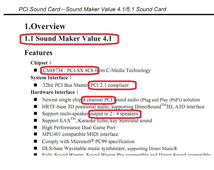 sonido 5.1
