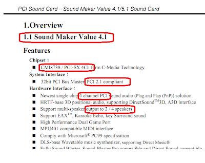 Configurar Audio 5.1
