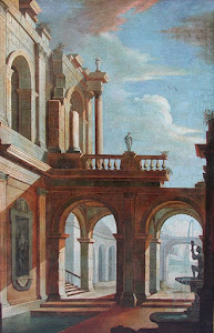 Italian painting. 18th century.