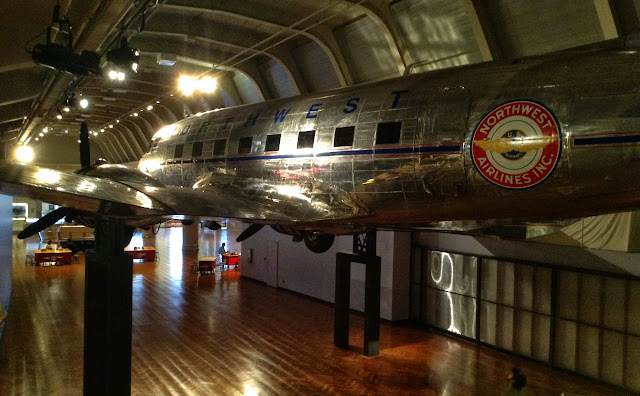 Reason 3: The Planes Close Up at Henry Ford Museum  | iNeedaPlaydate.com @mryjhnsn