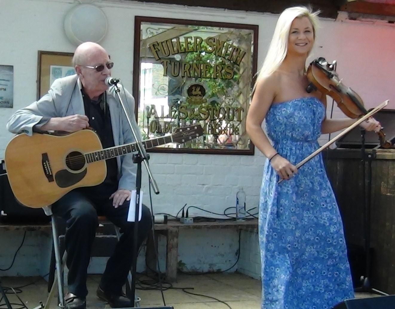 Stuart & Amy Reed