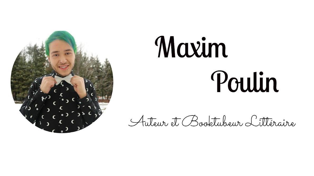 Maxim Poulin Auteur