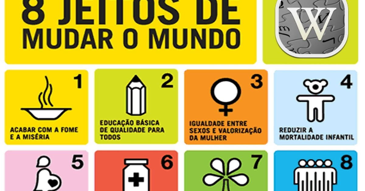 Informatica en el aula los 8 objetivos del milenio for Entradas 4 milenio