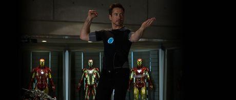 Iron Man 3: Descripción de personajes principales