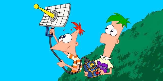 Phineas y Ferb al ataque