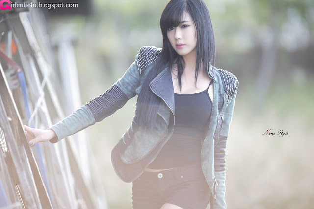1 Kim Ha Yul - Modern Rock-very cute asian girl-girlcute4u.blogspot.com