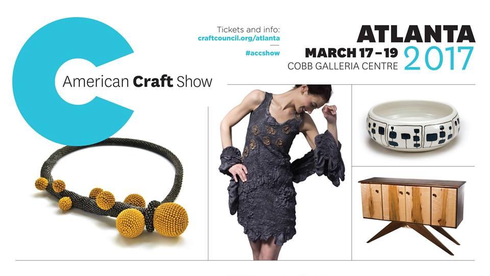 American Craft Show Ambassador 2017