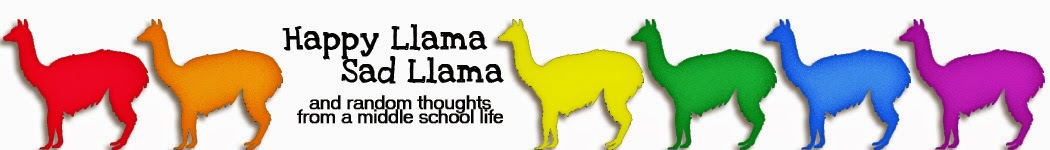 Happy Llama Sad Llama