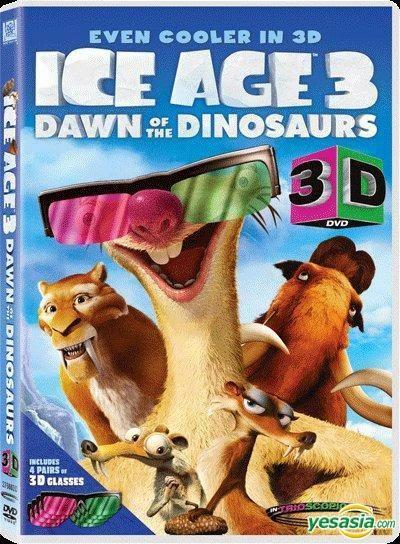animatefilmreviews.filminspector.com Ice Age 3 Dawn of the Dinosaurs