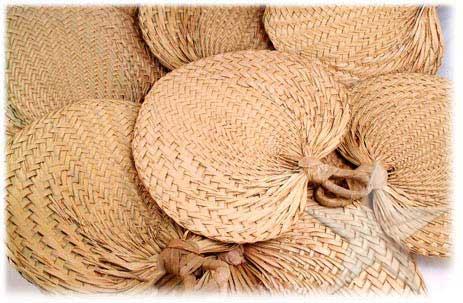 Bamboo Hand Fans